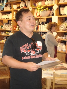 Jeff Murakami speaks about Camp Musubi summer camp!